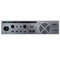 "Skytec PA Speaker Amplifier Mobile DJ Disco Stereo Amp 19"" Rack 1000W Silver"