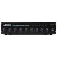 4 Zone Amplifier PA Mixer Amp Background Music Paging Announcements 100v / 240w