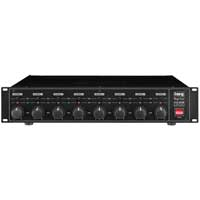 Monacor 252360 STA-850D 8 Channel Digital PA Amplifier