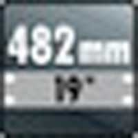 Monacor 172520 PA-4040 100V Line 4 Channel Mono PA Mixer Amplifier 4x40 Watts