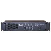 NJS NJS001 NJSA Stereo Slave Amplifier 4 Ohms 240W