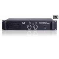 NJS NJS007 NJSA Stereo Slave Amplifier 4 Ohm 1300W