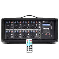 PD PDM-C805A 8-Channel Mixer with Amplifier