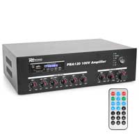 PD PBA120 100V Line Amplifier 120W