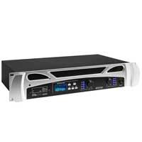 Fenton FPA300 PA Amplifier 2x 150W MP3 BT USB