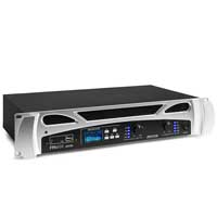 Fenton FPA600 PA Amplifier 2x 300W MP3 BT USB