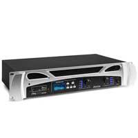 Fenton FPA1000 PA Amplifier 2x 500W MP3 BT USB