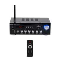 Fonestar AS-30RUB Karaoke Stereo Bluetooth Amplifier BT/USB/SD/FM