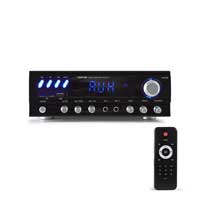Fonestar BAS-215 Karaoke Stereo Bluetooth Amplifier BT/USB/SD/FM