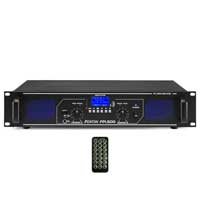 Fenton FPL500 Digital Amplifier Bluetooth Audio LED + EQ