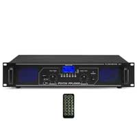 Fenton FPL1000 Digital Amplifier Bluetooth Audio LED + EQ