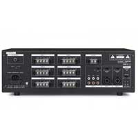Fonestar MAZ-6600RU 5 Channel Matrix Amplifier USB/MP3