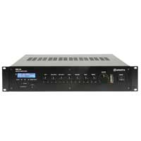 Adastra RM120 5-channel 100V Bluetooth Mixer Amplifier 120W RMS