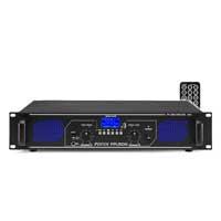 Fenton FPL1500 Digital Amplifier with Bluetooth MP3 LED EQ