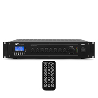 PD PRM60 100V 5-Channel Mixer Amplifier
