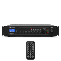 PD PRM240 100V 5-Channel Mixer Amplifier
