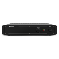 Power Dynamics PRS360 100V Slave Amplifier