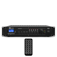 Power Dynamics PRM360 100V 6-Channel Mixer Amplifier