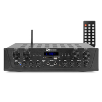 4-Zone Multi Room Amplifier with Bluetooth - PV240BT - 4x 100W