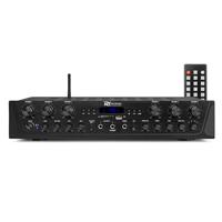 6-Zone Multiroom Audio Amplifier with Bluetooth - PV260BT - 6x 100W