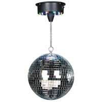 Cheetah Mirror Ball with LEDs 8""