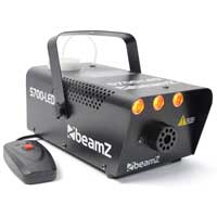 BeamZ S700 Smoke Machine with LED Flame Effect