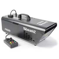 BeamZ F1500 DMX Haze Machine
