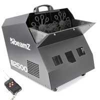 BeamZ B2500 Professional Bubble Machine