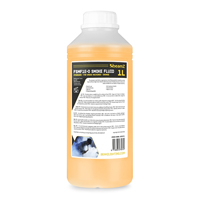 BeamZ 1L Eco Orange Smoke Fluid