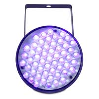 Beamz Ultraviolet PAR-36 Can Wash Light