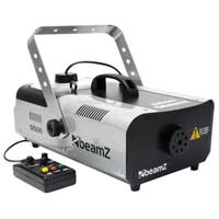 BeamZ S1500 DMX Smoke Machine