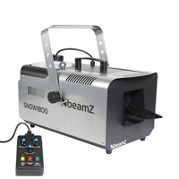 BeamZ SNOW1800 Snow Machine