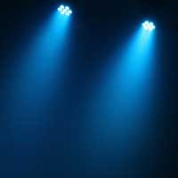 BeamZ MHL-74 LED Moving Head Light Pair