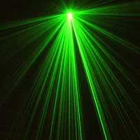 Halloween Party Package with  Apollo Disco Laser Light & Halloween Decorations