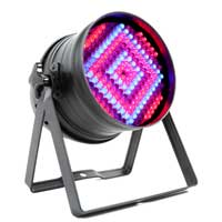 Beamz Par 64 Can LED DMX Light