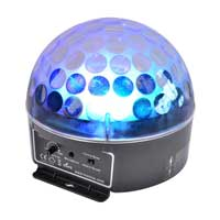 BeamZ Magic Jelly LED Disco Ball Light