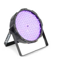 BeamZ FlatPAR 186 UV LED DMX Wash Light