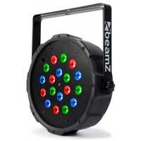 BeamZ FlatPAR 18 LED Uplighter
