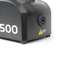 BeamZ S-500 Smoke Machine with 100ml Fluid