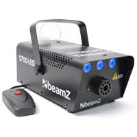 Beamz S700 Smoke Machine with Blue ICE LED Lighting