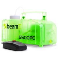 BeamZ S500PC Smoke Machine with LED Light