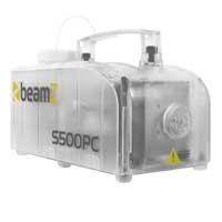 BeamZ S500PC Fog Machine with Lights