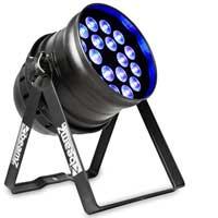 Light Theatre Production Uplighter Lighting LED PAR4 Can 18x15W PENTA DMX BPP205