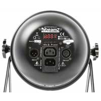 BeamZ BPP205 LED Par Uplighter Pair