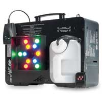 ADJ Fog Fury Jett Machine Disco with LED Lights DMX