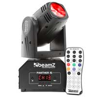 Beamz Panther 15 Spot Beam Led Moving Head Light