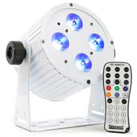 BeamZ Professional BAC404 LED Par Can