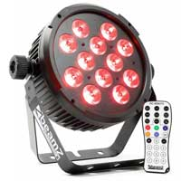 BeamZ BT310 LED Flat Par Can