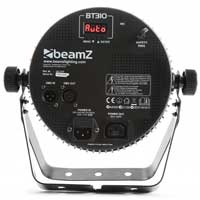 BeamZ BT310 LED Flat Par Can Pair