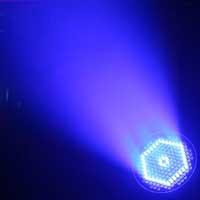 BeamZ FlatPAR RGBW LED Light Pair